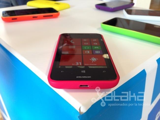 Foto de Nokia Lumia 620 primeras impresiones (6/15)