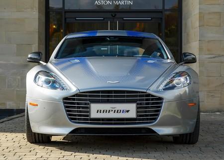 Aston Martin Rapide Concept 2015
