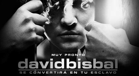 David Bisbal ultima su nuevo disco