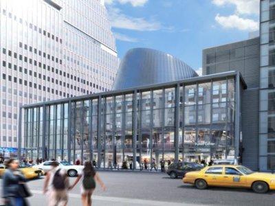 La tecnología, el diseño y la modernidad llegan al Metro de Nueva York
