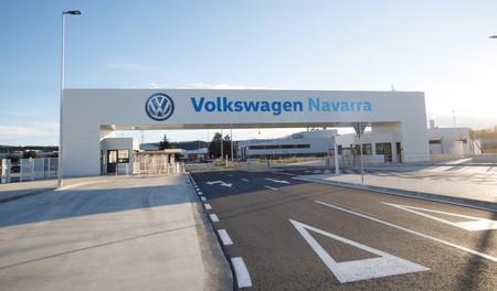 Volkswagen Navarra, posible ERTE por el coronavirus