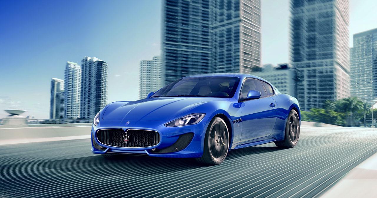 Foto de Maserati GranTurismo Sport (1/10)