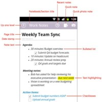 Microsoft OneNote Mobile llega finalmente a Android
