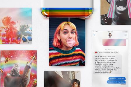 Polaroid Hi-Print: una impresora de bolsillo que cambia la tradición para ofrecer más calidad y color