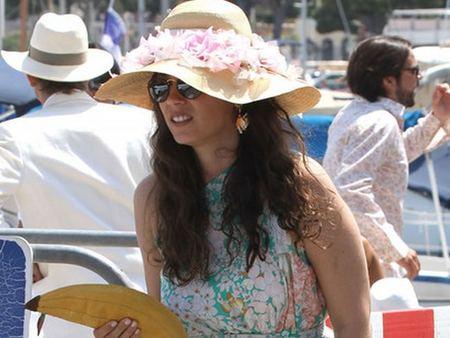 Tatiana Santo Domingo, un soplo de aire fresco en Mónaco