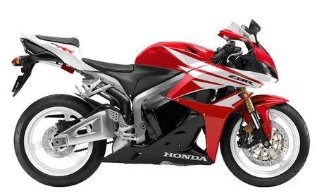 Honda CBR600RR 2012, sólo nuevoscolores