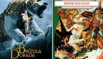 Lectura comparada: 'La brújula dorada' vs 'Ritos iguales'
