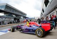 Infiniti vuelve a sonar como motorista de Red Bull
