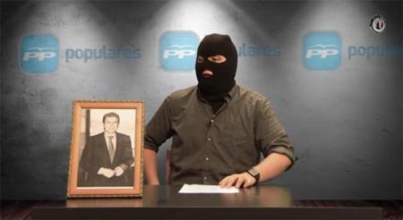 """Facu Díaz, imputado por """"humillar a las víctimas"""" con un vídeo cómico en YouTube sobre el PP"""