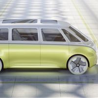 La Transporter eléctrica será el primer Volkswagen con nivel 4 de conducción autónoma: adiós a la supervisión del conductor