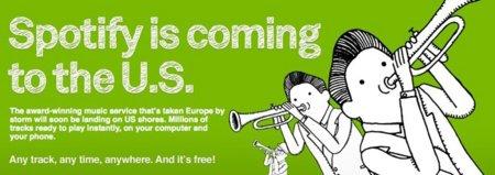 Spotify da el salto a Estados Unidos: ya es oficial