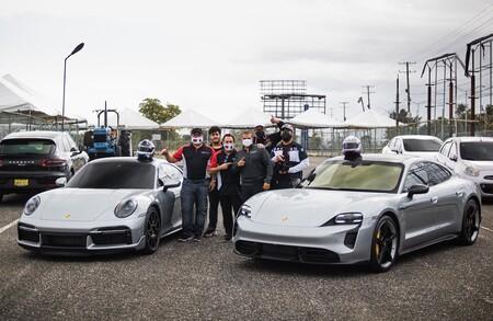 Porsche Taycan Record Cuarto De Milla 3