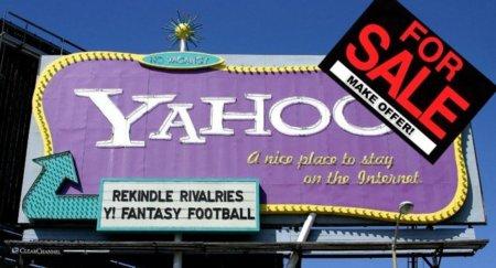 Yahoo!, a subasta