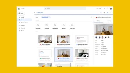 Nuevo Diseno Google Drive
