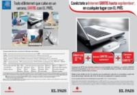 El País y Vodafone ofrecen un módem USB y 'Navega y Habla' gratis hasta agosto