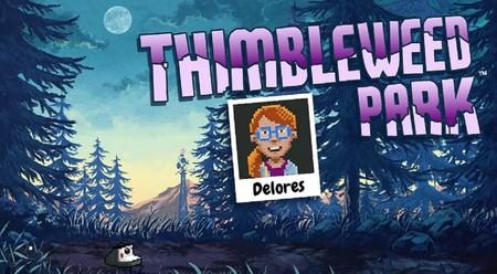 Delores: A Thimbleweed Park Mini-Adventure es la nueva (mini) aventura gráfica de Ron Gilbert. Y es gratis