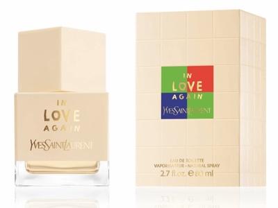 Enamórate de nuevo con YSL y su 'In love again'