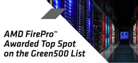 AMD FirePro S9150 asegura el primer lugar de la Lista Green500 desde Alemania