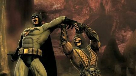 'Mortal Kombat vs DC Universe', nuevas imágenes