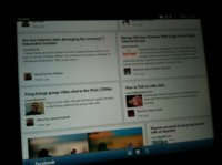 La tablet de HP con webOS tendrá aplicación oficial de Facebook