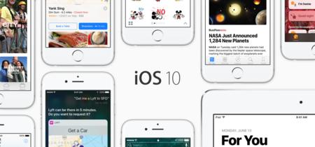 Ya disponible la tercera beta de iOS 10