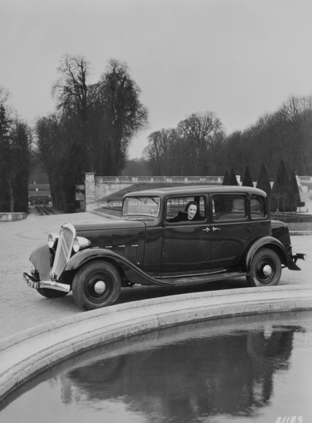 1934. Citroën Rosalie NH