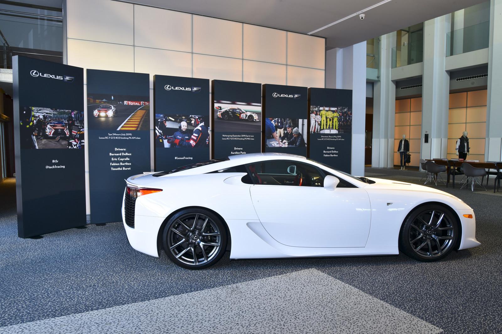 Foto de Lexus 30 aniversario (11/103)