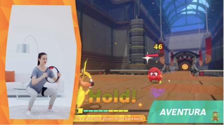 Jugar a videojuegos no significa quedarse tumbado en el sofá: Nintendo lanza Ring Fit Adventure, un nuevo juego que mezcla fitness y aventura