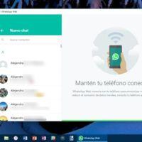 Cómo usar WhatsApp desde tu PC con Windows 10