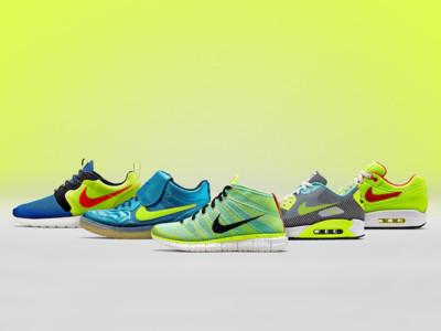 Si eres fanático de las zapatillas deportivas... Nike te llevará a la bancarrota