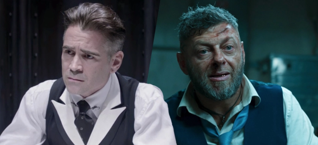 'The Batman': Andy Serkis and Colin Farrell negotiating to be Alfred and the Penguin