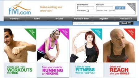 Fivi: un sitio social para los amantes del fitness