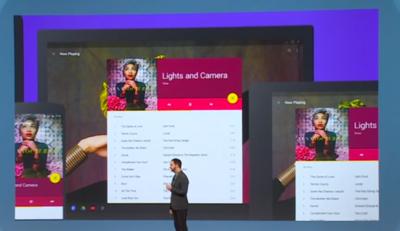 Material Design, el nuevo lenguaje de diseño de Google para Android L y la Web