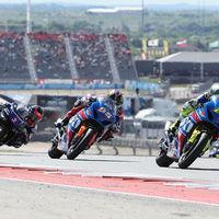 Magistral comienzo de temporada para Toni Elías en MotoAmerica: doblete y liderato en Austin