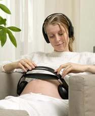 La estimulación auditiva prenatal