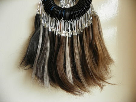 Extensiones de anillas en pelo rizado muy corto: esta es mi experiencia