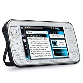 Nokia N800 Internet Tablet por 400 euros en España