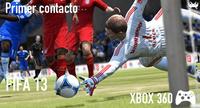 'FIFA 13' para Xbox 360: primer contacto