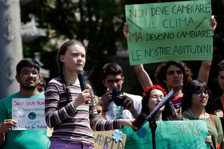 Greta Thunberg cruzará el Atlántico en barco. Eso no solucionará nuestros problemas con el avión