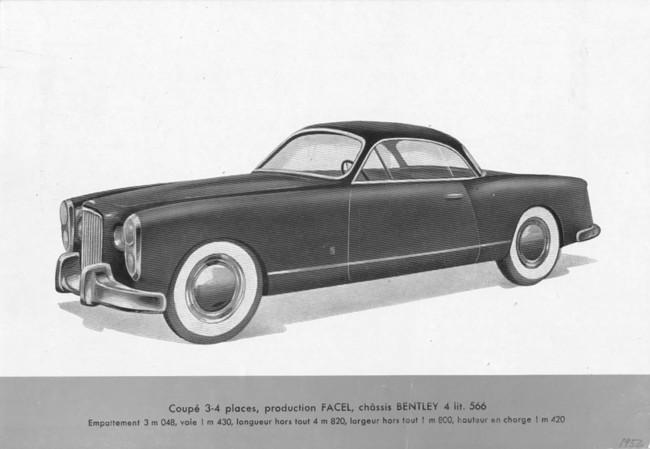 Bentley Facel Cresta II
