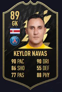 Keylor Navas
