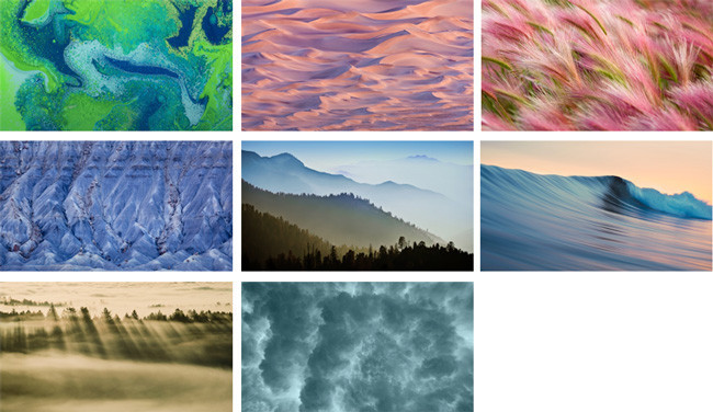 OS X 10.9 Wallpapers