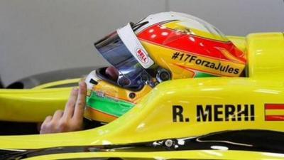GP Australia F1: ¡Roberto Merhi ocupará el segundo asiento de Manor!