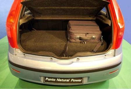 Maletero Fiat Punto metano