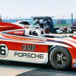 Mark Donohue y su récord de velocidad con un Porsche 917/30 Spyder
