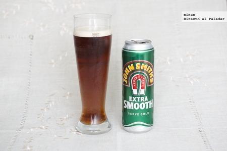 Cata de cerveza John Smith