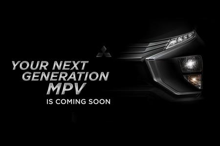 Mitsubishi Expander Teaser 3
