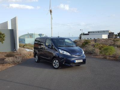 Nissan e-NV200: probamos la furgoneta eléctrica, para carga o de 7 plazas, con más autonomía