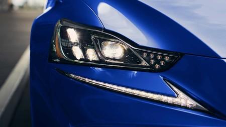 Lexus Is F Sport Blackline Special Edition 5