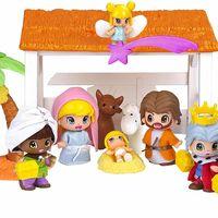 Nacimientos de Playmobil, Fisher Price o Pinypon para crear tu propio Belén doméstico estas navidades